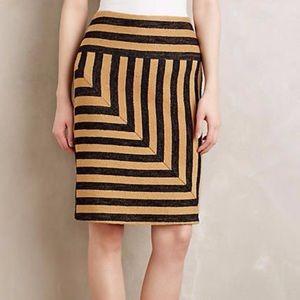 Eva Franco Yellow & Black Skirt 🐝